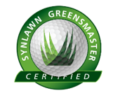 synlawn-greenmaster certified badge